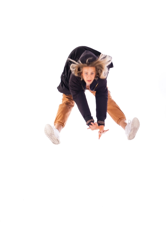 Hip Hop mit Lorenza Berto